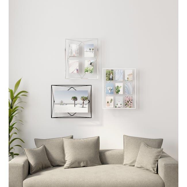 Prisma Gallery Photo Display - White - 1