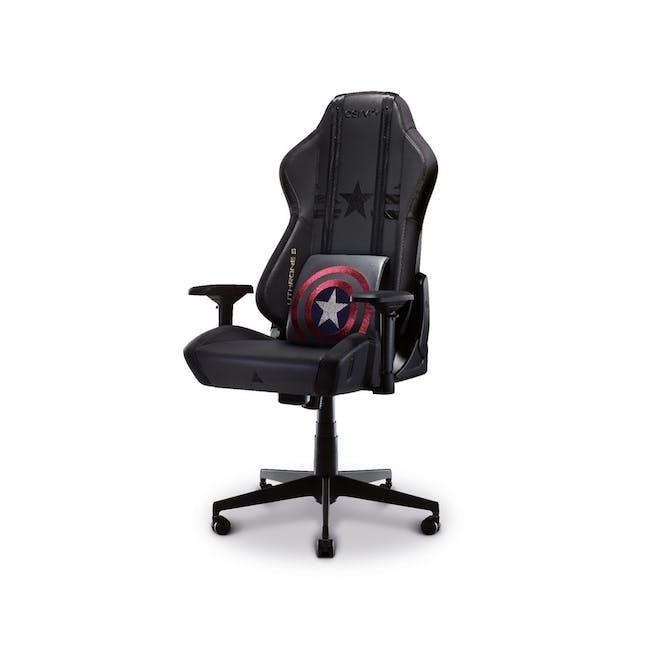 OSIM x Marvel uThrone S Massage Chair with Customizable Massage - Self Assembled - Captain America - 0