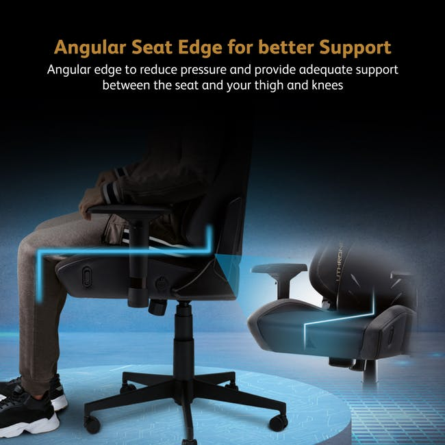 OSIM x Marvel uThrone S Massage Chair with Customizable Massage - Self Assembled - Captain America - 6