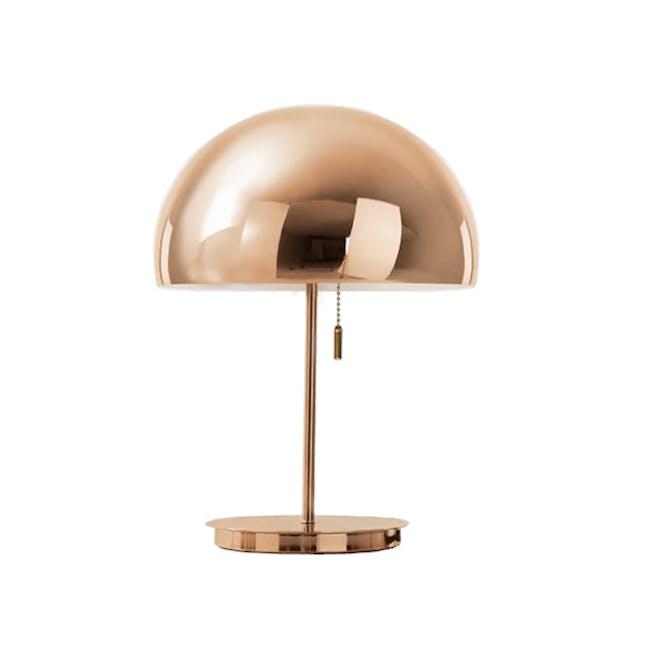 Marissa Table Lamp - Copper - 1