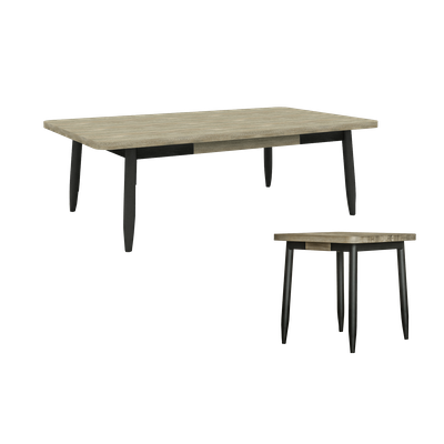 Starck Coffee Table with Starck Side Table - Image 1