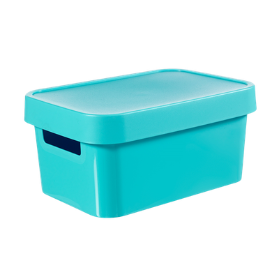 Infinity Box + Lid - Blue - Image 2