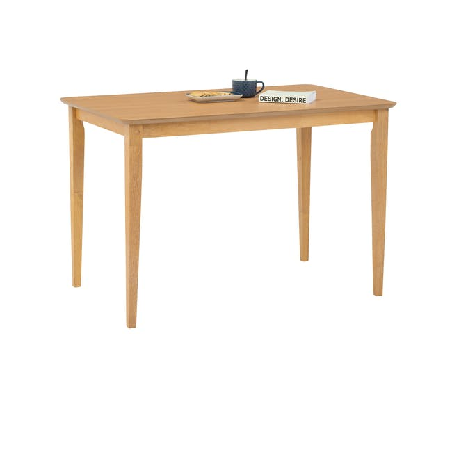 Charmant Dining Table 1.1m - Oak - 4
