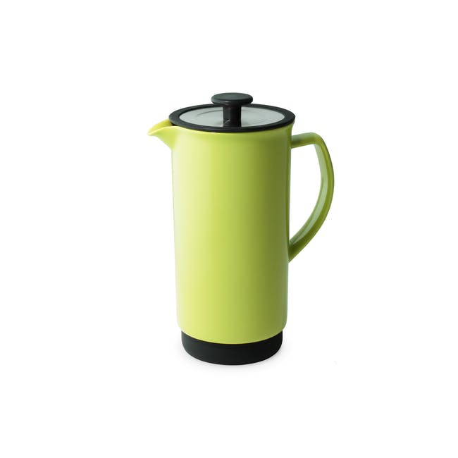 Forlife Café Style Coffee Press - Lime - 0