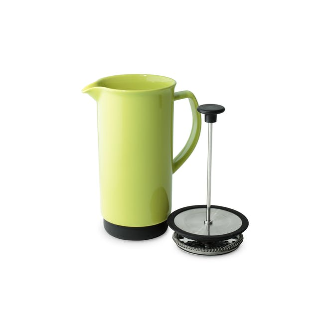 Forlife Café Style Coffee Press - Lime - 1