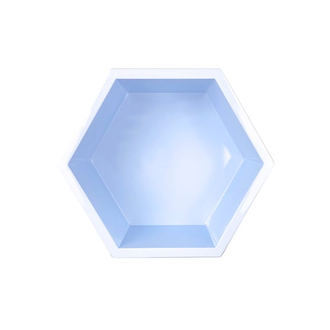 Acacia Block - Pastel Blue - 0