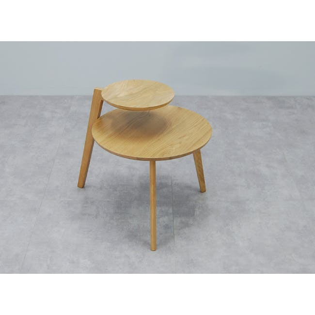 Duo Side Table - 1
