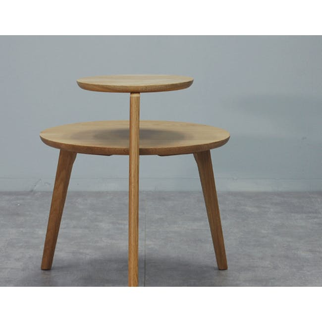 Duo Side Table - 2