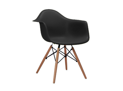 DAW Chair - Black - Image 1