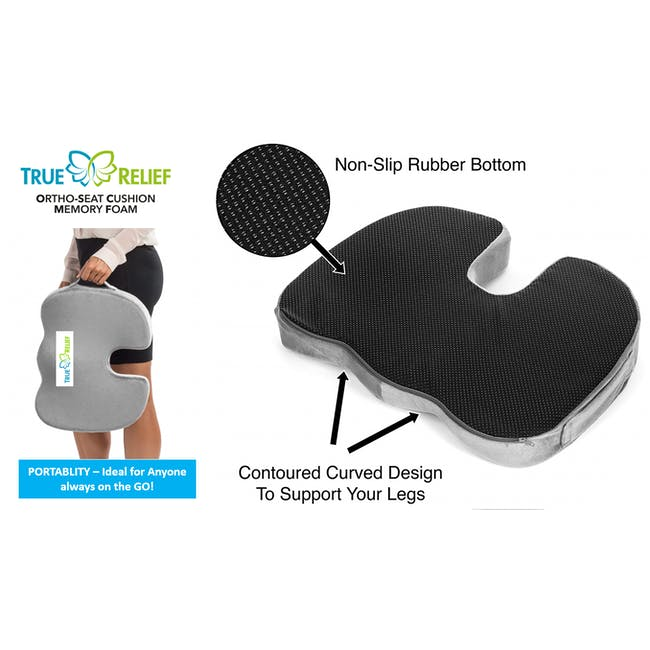 True Relief Back Care Combo Value Set -  Wine Red - 6