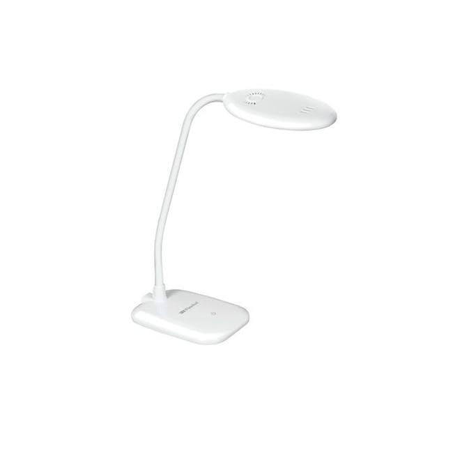 3M Polarizing Study Table Lamp K1610 - White - 0