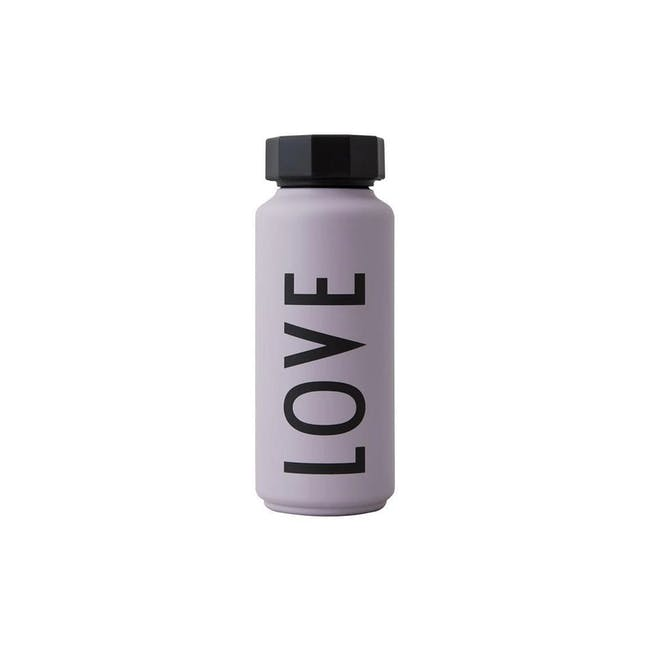 Insulated Bottle Special Edition - Lavender (Love) - 0