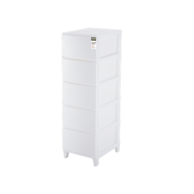5-Tier 'Knock Down' Compact Cabinet - Image 1