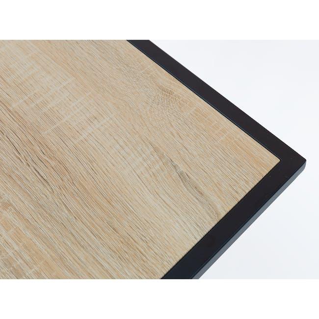 Dana Carry Side Table - Oak - 1