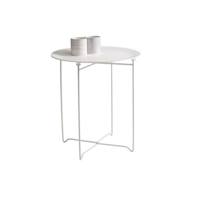 Xever Occasional Table - White, Matt White - Image 2
