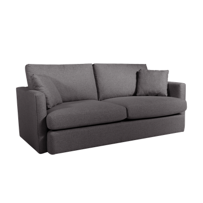 Ashley 3 Seater Lounge Sofa - Granite - Image 2