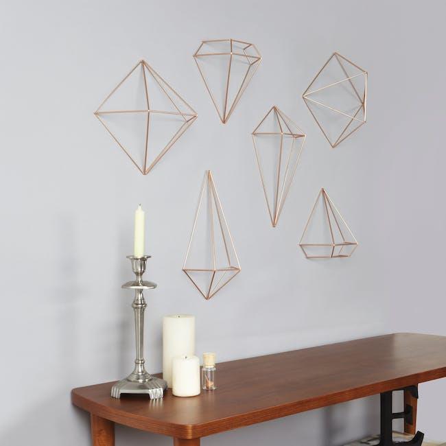 Prisma Wall Decor - Copper - 8