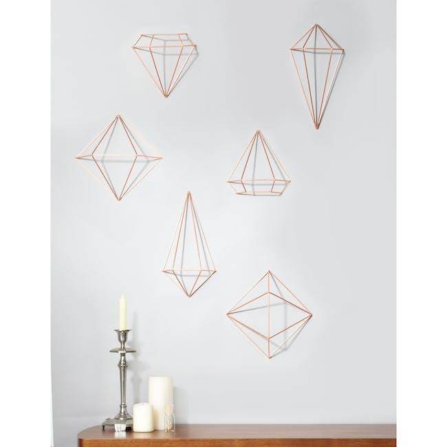 Prisma Wall Decor - Copper - 7