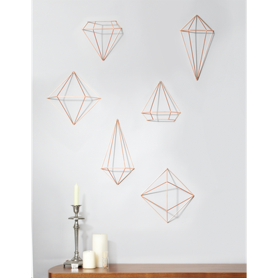 Prisma Wall Decor - Copper - Image 2