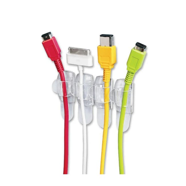 Command™ Cord Clips (3 Sizes) - 1