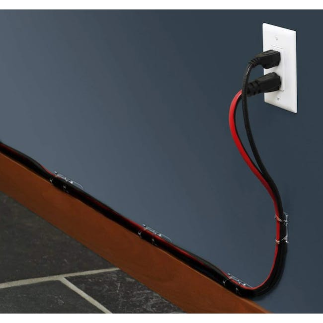 Command™ Cord Clips (3 Sizes) - 5