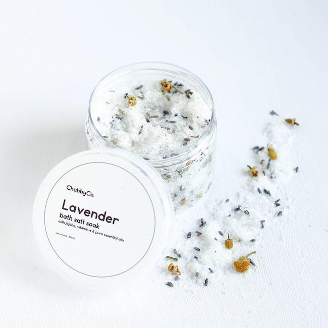 Bath Salt Soak - Lavender Chamomile - 0