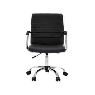 (As-is) Frank Mid Back Office Chair - 1 - Image 1