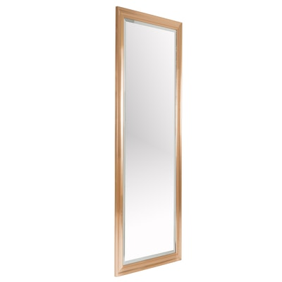 Bonita Floor Mirror - Rose Gold