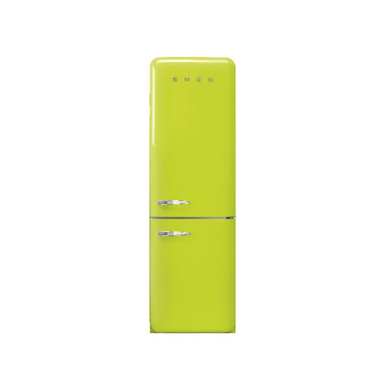 SMEG - Smeg FAB32 2-Door Refrigerator 323L - Lime Green