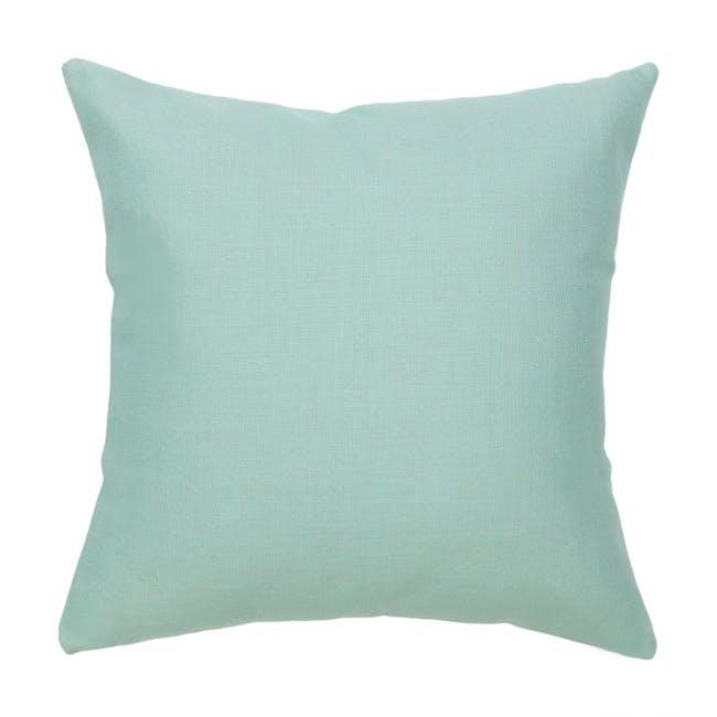 Throw Cushion - Mint - 1