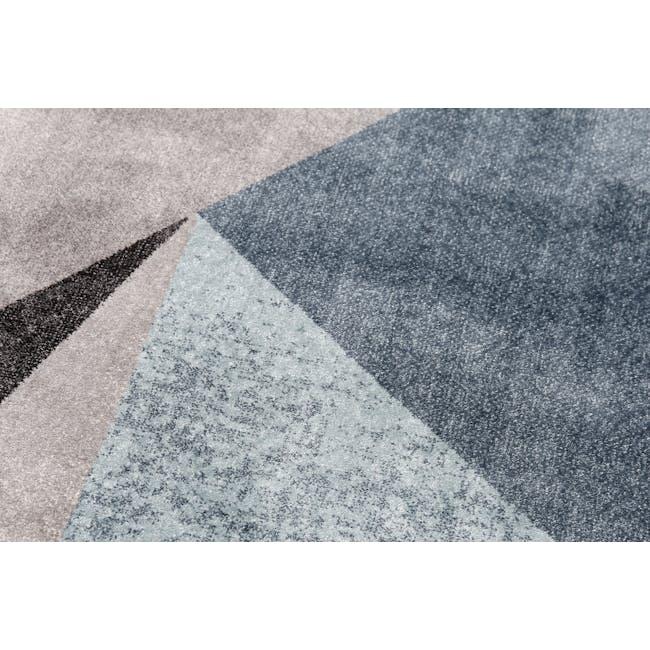 Gio Rug 1.7m x 1.2m - Blue - 4