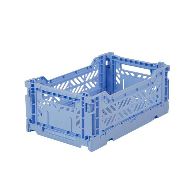 Aykasa Foldable Minibox - Baby Blue - 0