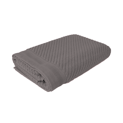 EVERYDAY Bath Towel - Grey - Image 1