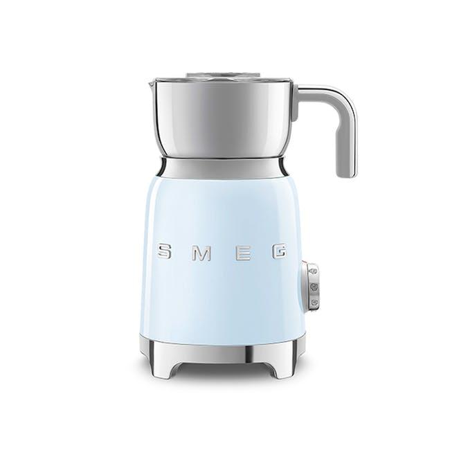 Smeg Milk Frother - Pastel Blue - 0