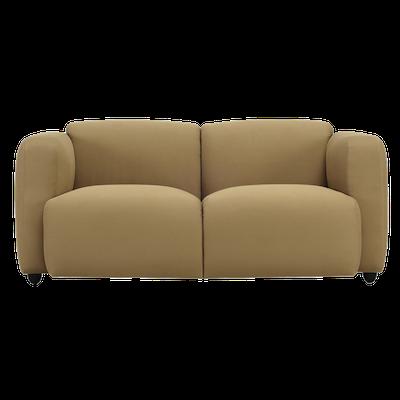 Polo 2 Seater Sofa - Sand - Image 2