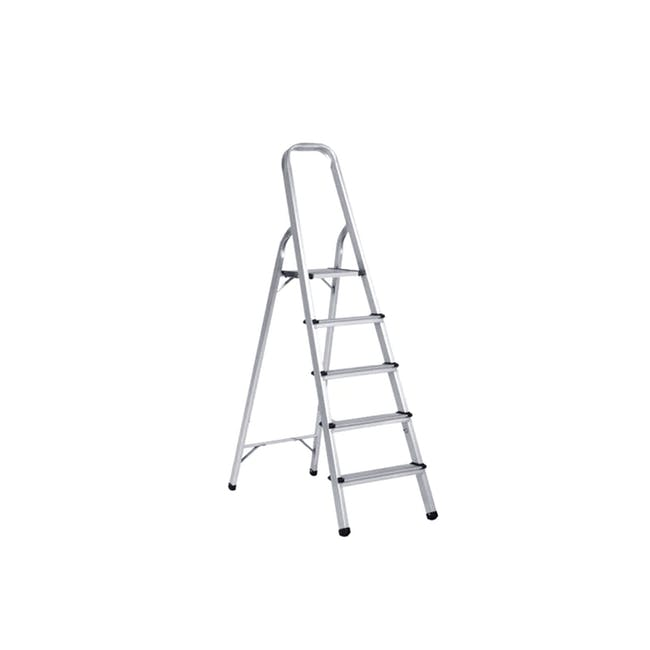 Aluminium 5 Tier Ladder - 0