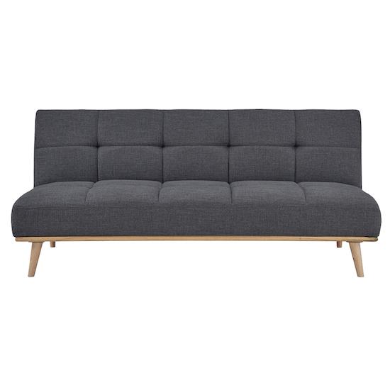 Sofa Beds - MLM - Kori Sofa Bed - Hailstorm