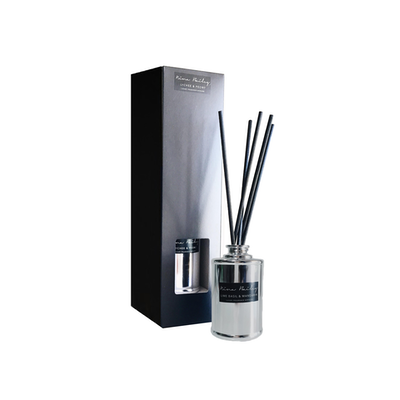 Lychee & Peony Reed Diffuser Silver