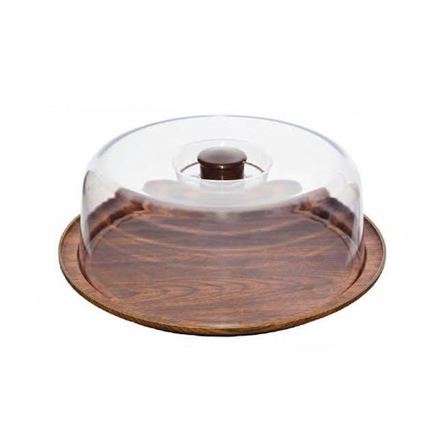 Evelin Pastry Cake Dish - 0