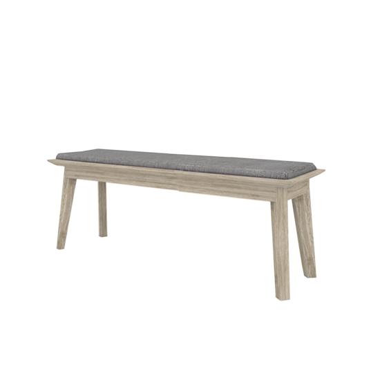 Leland by HipVan - Leland Cushioned Bench 1.3m