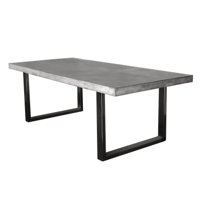 Titus Dining Table with 4 Ethan Side Chairs - Image 2