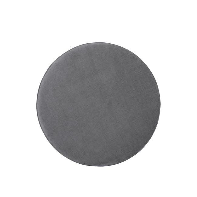 Omni Pouf - Grey - Large (Eco Fabric) - 2