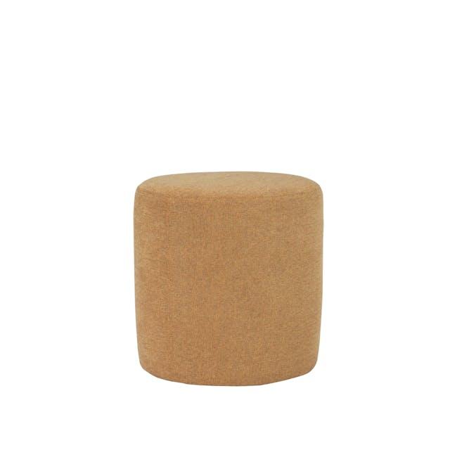 Omni Pouf - Turmeric - Small (Easy Clean Fabric) - 0