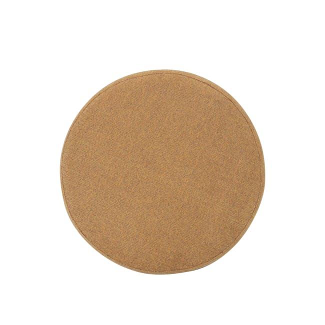 Omni Pouf - Turmeric - Small (Easy Clean Fabric) - 2