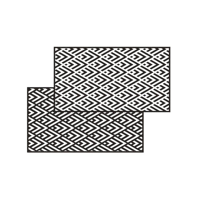 Kaiku Small Reversible Mat 2m x 0.9m - 7