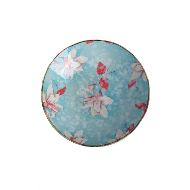 Table Matters Magnolia Coupe Plate - 0