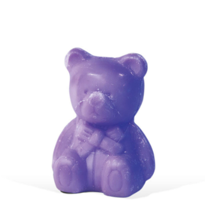 Bobbie™ Tiny Teddy Soap in Organza - Image 2
