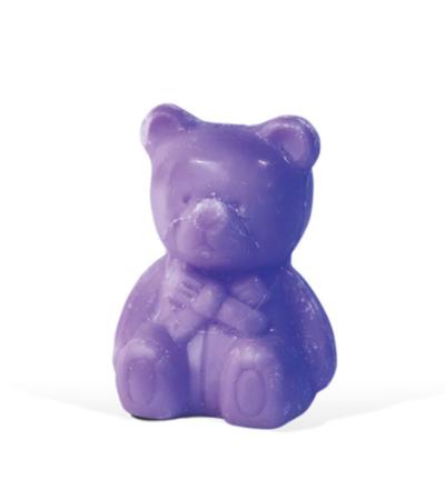 Bobbie™ Tiny Teddy Soap in Organza