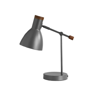 Devin Table Lamp - Black - Image 2