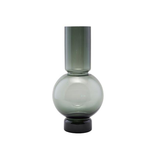 Bubble Tall Vase - Grey - 0